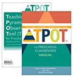 img - for Teaching Pyramid Observation Tool (TPOTTM) for Preschool Classrooms Set, Research Edition book / textbook / text book