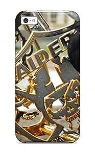 For Iphone 5c Premium Tpu Case Cover Oaklandaiders Protective Case