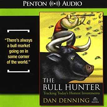 amazon com the bull hunter tracking today s hottest investments