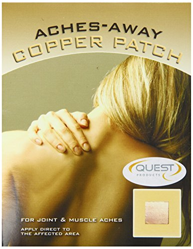 Quest Aches-Away Copper Patch, 7 Count