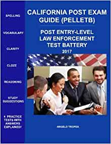2018 Law Enforcement Entrance Exam Guide with Sample Questions