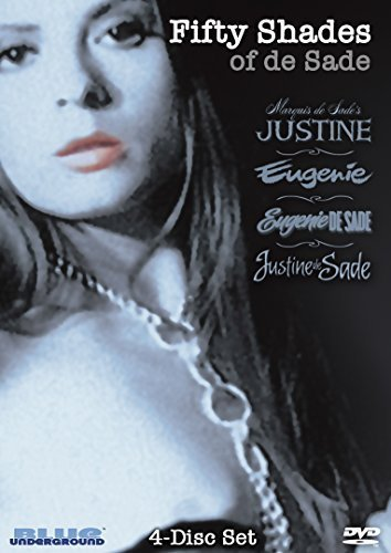 Fifty Shades of De Sade by Blue Underground by Claude Pierson Jess Franco (Shade Franco)