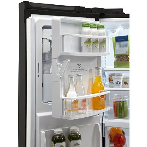 Kenmore 73059 26.8 ft. Freezer Refrigerator in Black, includes delivery hookup