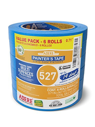 How To Get Tape Residue Off Painted Wood