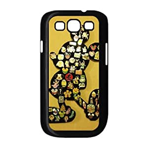 Disney Mickey Mouse Minnie Mouse Samsung Galaxy S3 9 Cell Phone Case Black persent xxy002_6882477