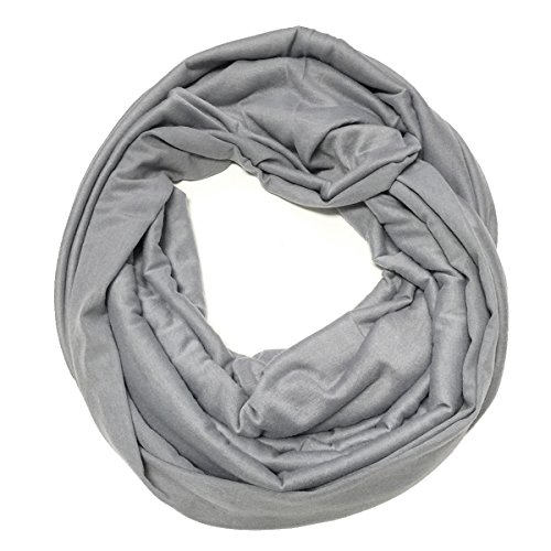 Wrapables Soft Jersey Infinity Scarf