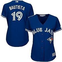 sale_Blue Jays Womens Jose_Bautista 19# Jersey Royal Toronto Baseball