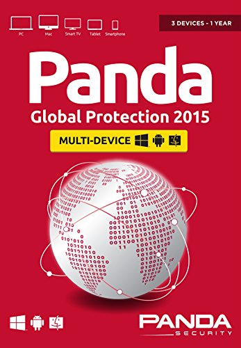 Panda Security Global Protection 2015 - 3 Devices [Old Version]