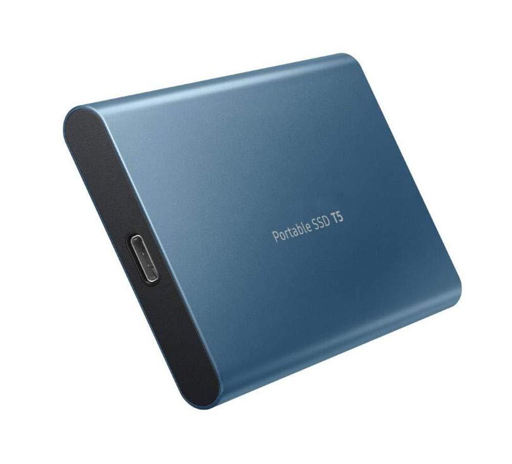 NO 02 BY Discos Duros Sólidos T5 250G 500G 1TB 2TB SSD Portátil ...