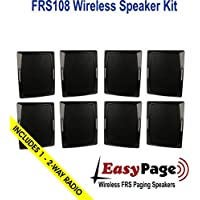 Wireless Paging Speaker Kit
