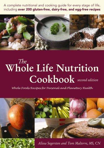 Whole Life Nutrition Cookbook Planetary