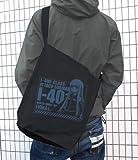 Arpeggio of Blue Steel - Ars Nova - Iona Shoulder Tote Bag Black