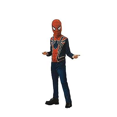 Avengers Infinity War Spiderman Iron Spider Costume: Clothing