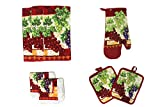 Best J&M Home Fashions Utopia Towels Hand Towels - J & M Home Fashions 8 Piece Printed Review