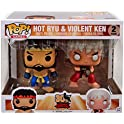 2 Pack Funko Street Fighter 30th Anniversary Box