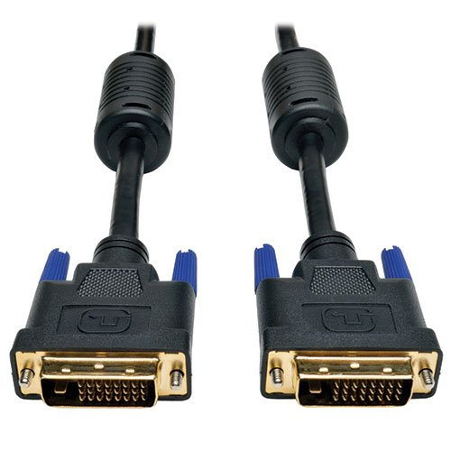 Tripp Lite DVI Dual Link Cable, Digital TMDS Monitor Cable (DVI-D M/M) 30-ft.(P560-030)