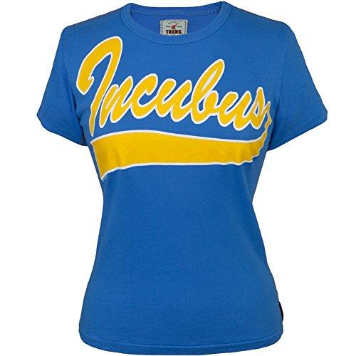 Incubus - Baseball Logo Juniors T-Shirt - Medium