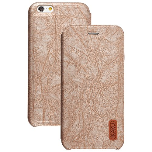 Good Quality Apple iphone 7 plus Case cover, Apple iPhone 7 plus Gold Designer Style Wallet Case Cover