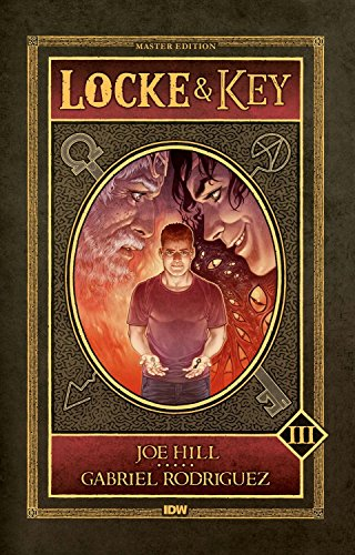 locke and key master edition - 2