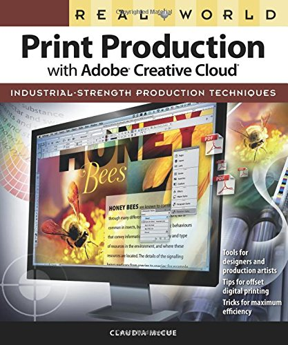 Pdf Computers Real World Print Production with Adobe Creative Cloud (Graphic Design & Visual Communication Courses)