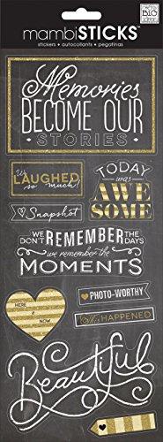 - me & my BIG ideas We Laugh Chalk Sticker