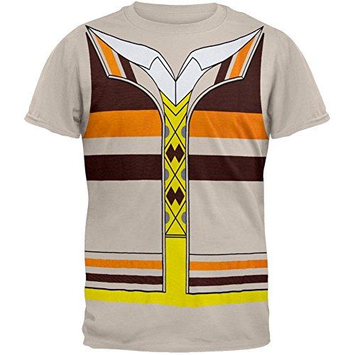 Band Big Theory Costumes (Big Bang Theory - Mens Raj Costume T-shirt 2x-large)