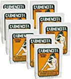 Carmencita Herbs Tea. Pack of 90 tea bags