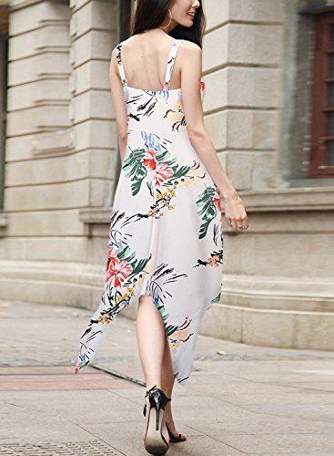 Futurino - Vestido - para mujer blanco