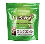 Lean 1 (Chocolate, 38 Servings): Fat-Burning Whey Protein Isolate Meal Replacement, Protein Shake & Appetite Suppressant by Nutrition 53