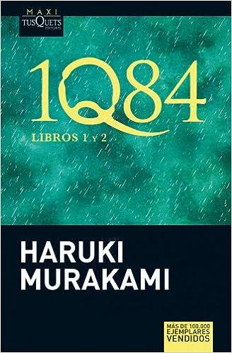 1Q84. Libros 1 y 2: 3 (MAXI): Amazon.es: Haruki Murakami ...