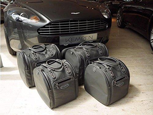 Aston Martin DB9 Volante Cabriolet Luggage Baggage Bag Case Set Genric