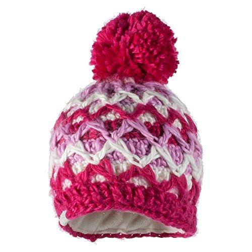 Obermeyer Kids Girls Averee Knit Hat Sugar Berry Kids