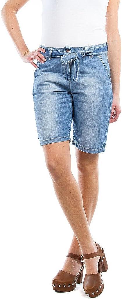 Carrera Jeans Bermuda Jeans per Donna IT 46
