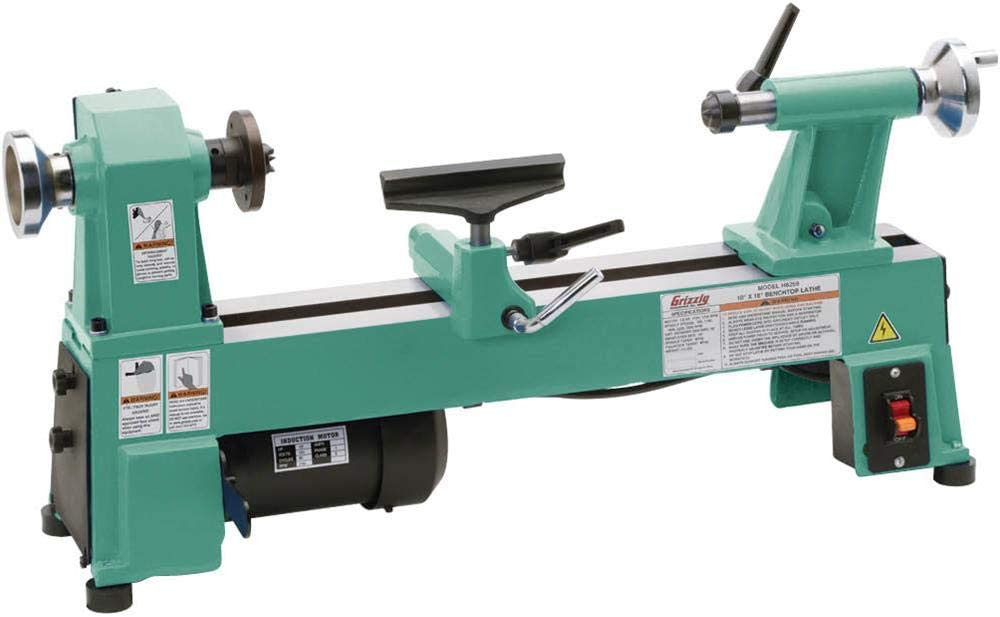 Grizzly Industrial H8259  Benchtop best Wood Lathe