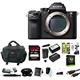 Sony Alpha a7RII Mirrorless Digital Camera (Body) with 128GB Deluxe Accessory...