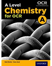 A Level Chemistry for OCR A Student Book (Ocr a Level)