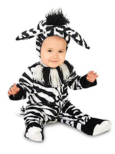 Zany Zebra Infant Costume -