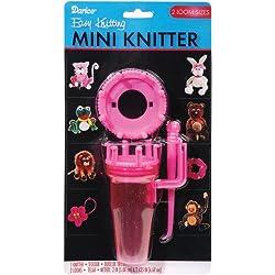 Darice Assorted Colors Mini Knitter