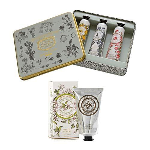 Panier des Sens Hand Cream Gift Set w/ 2.6 fl oz. Hand Cream - Verbena