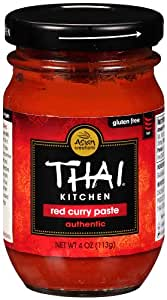 Thai Kitchen Red Curry Paste - 4 oz