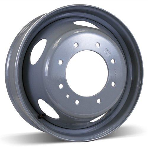 19.5 8 Lug Ford F450 F550 Dual Dually Steel Wheel Rim by Wheels Express Inc (Image #1)