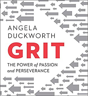 Book Cover: Grit: The Power of Passion and Perseverance