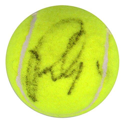 Pete Sampras Autographed Tennis Ball - SM - JSA Certified - Autographed Tennis Balls