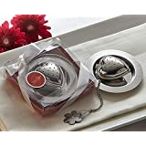"Artisano Designs ""Love is Brewing"" Heart Tea Infuser"