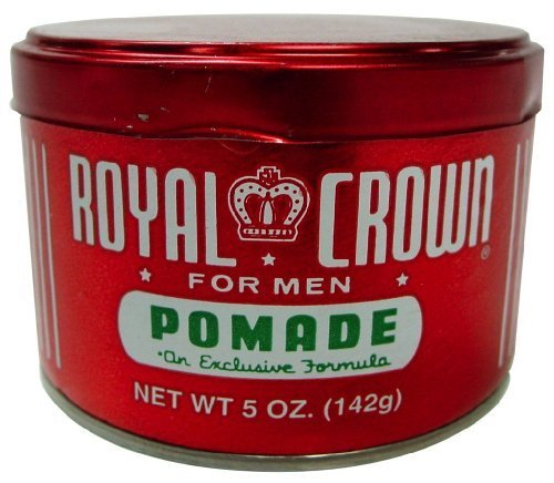 ROYAL CROWN For Men Pomade An Exclusive Formula 5oz/142g by Royal Crown Royal Crown Pomade