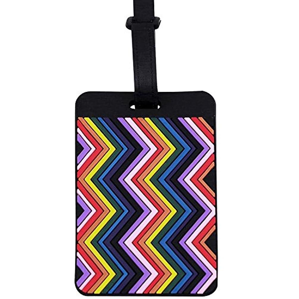 ジェム偽善忘れっぽい「Univo Colors 」旅行用タグ ネームタグ スーツケースタグ ゴールバッグタグ 便利グッズ