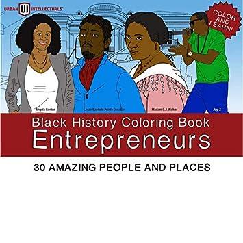 Urban Intellectuals Black History Coloring Book