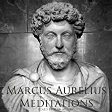 Meditations of Marcus Aurelius Audiobook by Marcus Aurelius Narrated by Alan Munro