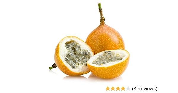 amazon com granadilla grenadia passiflora ligularis maracuj doce rh amazon com