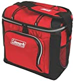 Coleman 16 Can Cooler, Red